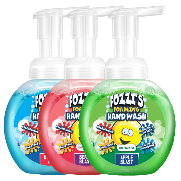 Fozzi's Foaming Handwash for Children